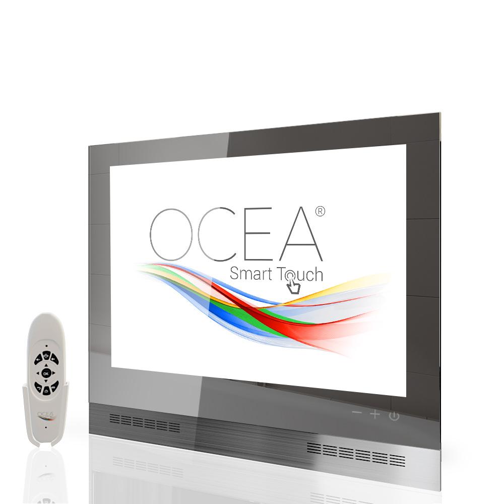 OCEA Bathroom Smart Touch Waterproof TV with Zepp Remote Control