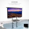 Cosmos Outdoor TV Hot Tub Mount