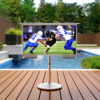 Cosmos Outdoor TV Swivel Floor Mount